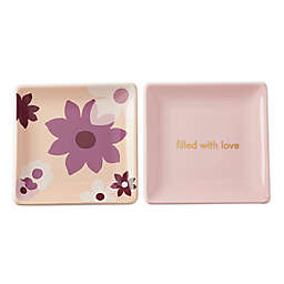 "kate spade new york Sweet Talk™ ""Filled With Love"" Trinket Dishes (Set of 2)"