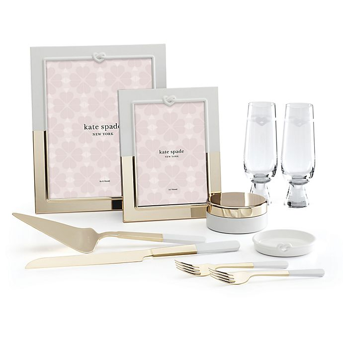 Alternate image 1 for kate spade new york Loves Me Knot™ Fine Giftware Collection