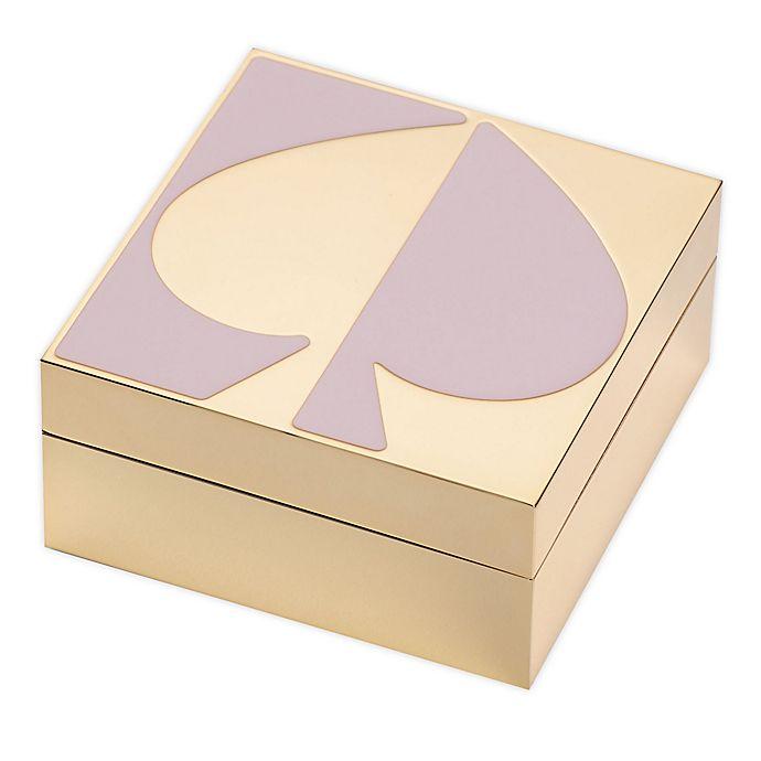 Alternate image 1 for kate spade new york Spade Street™ Keepsake Box