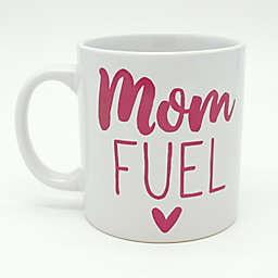 Mom Fuel Coffee Mug in Pink