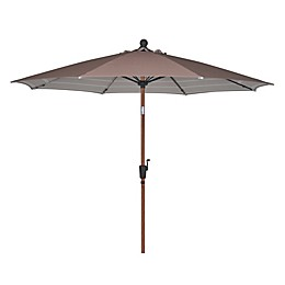 Bee & Willow™ Home 9-Foot Double Printed Market Umbrella