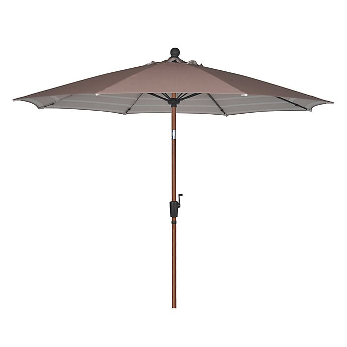 Alternate image 1 for Bee & Willow™ Home 9-Foot Double Printed Market Umbrella