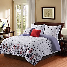 Sara B. 5-Piece Meadow Belle Comforter Set