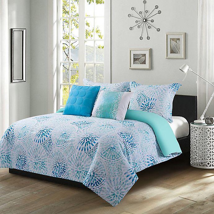 Alternate image 1 for Sara B. 5-Piece Sundial Comforter Set