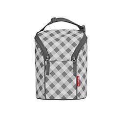 Skip Hop Patterns Bottle Bag in Grey