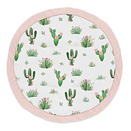 Sweet Jojo Designs® Cacti Playmat in Pink/Green