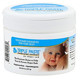 Triple Paste® Medicated Diaper Rash Ointment