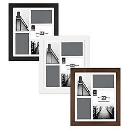 SALT™ Gallery Multi-Photo Matted Picture Frame
