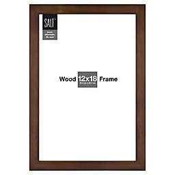 SALT™ Gallery 12-Inch x 18-Inch Wall Frame in Walnut