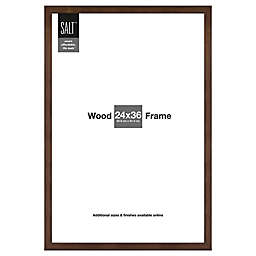SALT™ Gallery 24-Inch x 36-Inch Wall Frame in Walnut