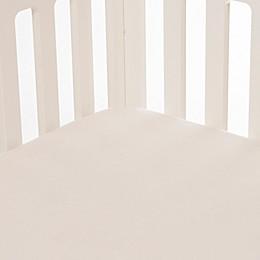 Glenna Jean Contessa Softee Fitted Crib Sheet in Cream