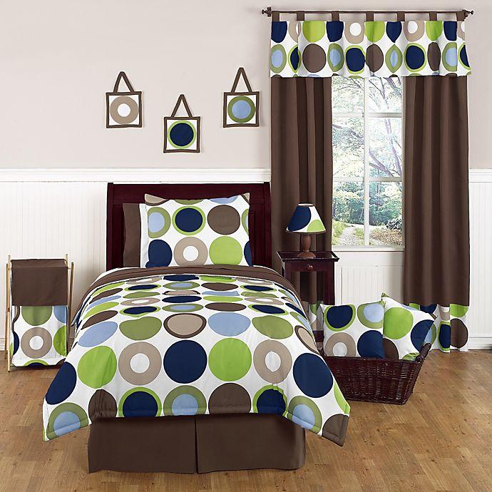 Alternate image 1 for Sweet Jojo Designs Designer Dot 3-Piece Full/Queen Bedding Set