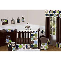 Sweet Jojo Designs Designer Dot Crib Bedding Collection
