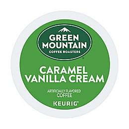 Keurig® K-Cup® Pack Green Mountain Coffee® Caramel Vanilla Cream 24-Count