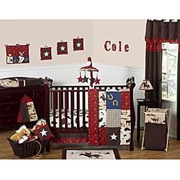 Sweet Jojo Designs Wild West Crib Bedding Collection