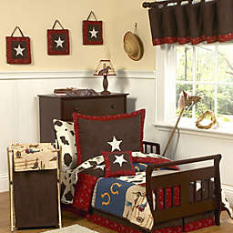 Sweet Jojo Designs Wild West Toddler Bedding Collection