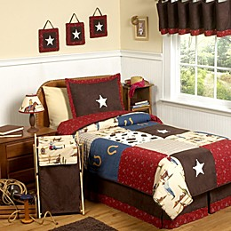 Sweet Jojo Designs Wild West Bedding Collection
