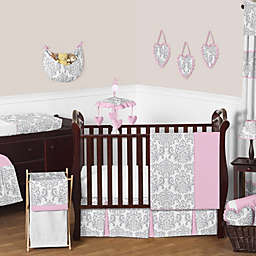 Sweet Jojo Designs Elizabeth Crib Bedding Collection