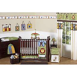 Sweet Jojo Designs Jungle Time Crib Bedding Collection