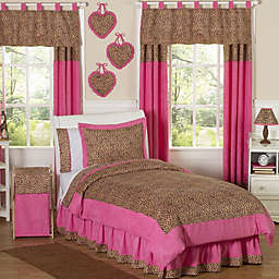 Sweet Jojo Designs Cheetah Girl Bedding Collection