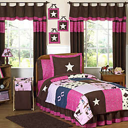 Sweet Jojo Designs® Cowgirl Bedding Collection