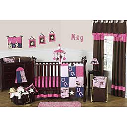 Sweet Jojo Designs® Cowgirl Crib Bedding Collection