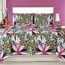 Christian Siriano NY® Tahiti 3-Piece Duvet Cover Set