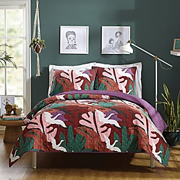Maker's Collective Paradisio 3-Piece Quilt Set