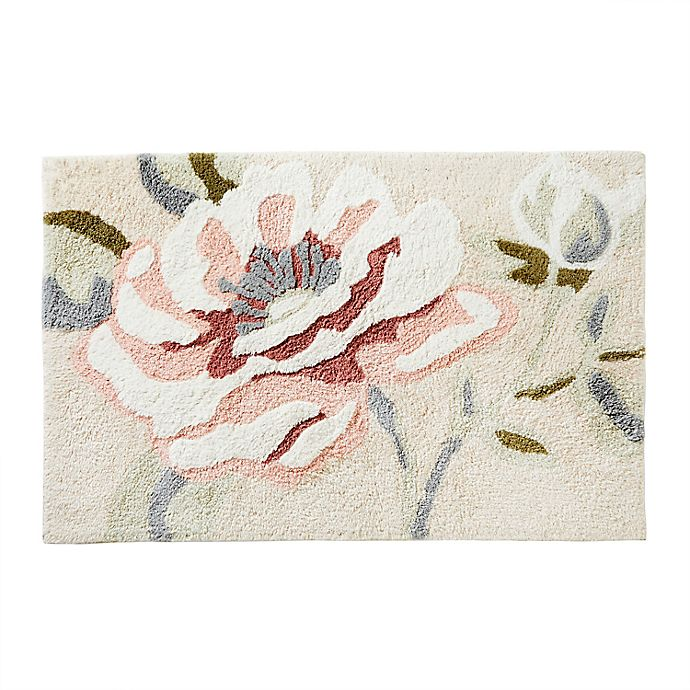 Vern Yip By Skl Home Holland Floral Multicolor Tufted Bath Rug Bed Bath And Beyond Canada