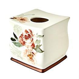 Holland Floral Stone Tissue Dispenser