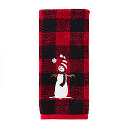 SKL Home Winter Snow Friends Hand Towel