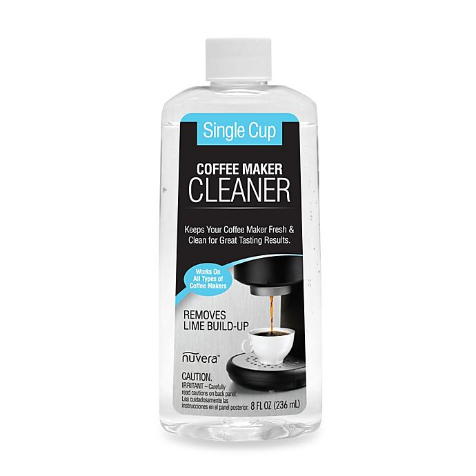 Alternate image 1 for Single Cup Coffee Maker 8-Ounce Cleaner/Descaler