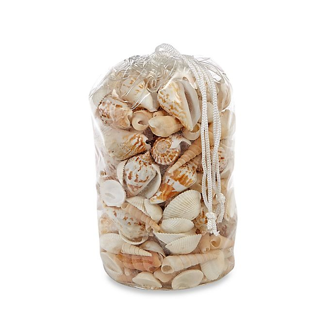 Alternate image 1 for 26-Ounce Natural Sea Shell Mix