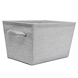 SALT™ Serenity Stripe Storage Bin