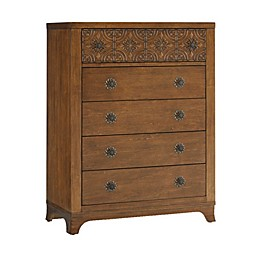 bel amore® Brentwood 5-Drawer Dresser in Brown