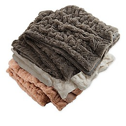 Ayesha Curry™ Sculpted Reversible Throw Blanket