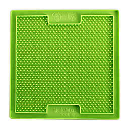 Hyper Pet™ LickiMat Bordom Buster Slow Feeder Dog/Cat Mat in Green