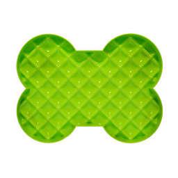 Hyper Pet™ SloDog Slow-Feed Pet Bowl in Green