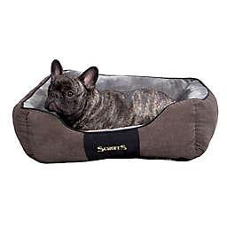 Scruffs® Chester Box Dog Bed in Graphite Grey