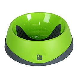Hyper Pet™ Oral Health Medium Dog Food Bowl in Green