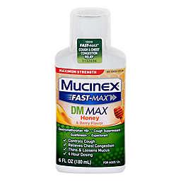 Mucinex® Maximum Strength Fast-Max® 6 fl. oz. DM Max Medicine in Honey and Berry