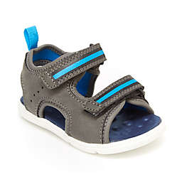 carter's® Logan Play Sandal in Grey/Blue