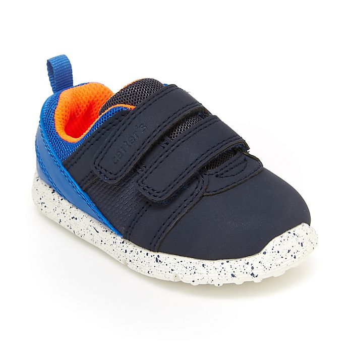 Alternate image 1 for carter's® Relay Sneaker in Blue