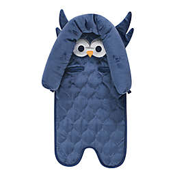Hudson Baby® Car Seat Insert and Strap Covers in Owl