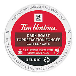 Tim Hortons® Dark Roast Coffee Pods for Single Serve Coffee Makers 48-Count