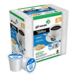 girl scouts Trefoils® Coffee Pods for Single Serve Coffee Makers 18-Count