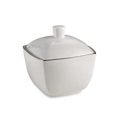 Mikasa® Couture Platinum Covered Sugar Bowl