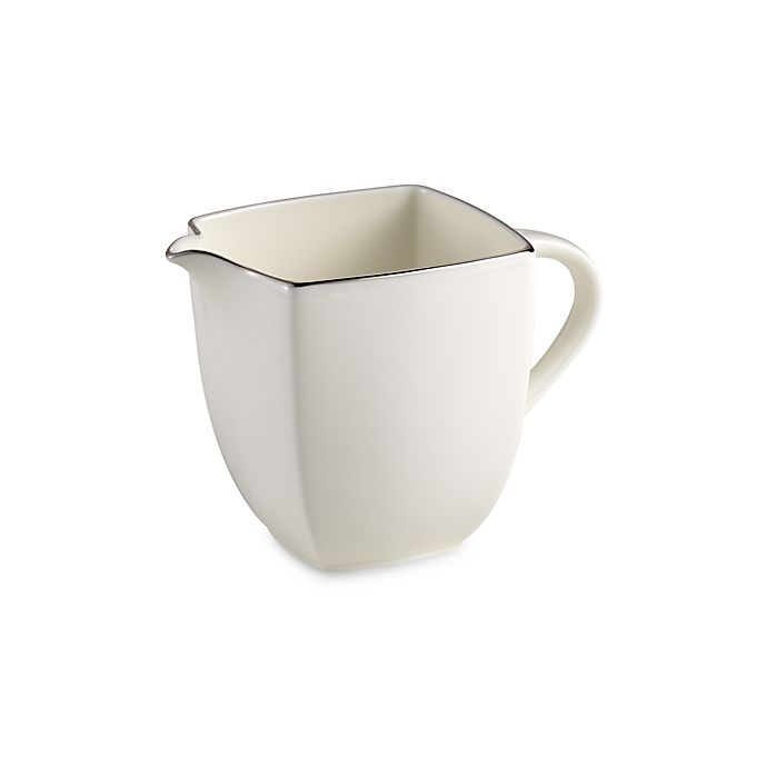 Alternate image 1 for Mikasa® Couture Platinum Creamer