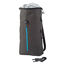 Salt® 2-in-1 Laundry Backpack & Duffle Bag in Grey