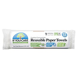 If You Care® 12-Count Reusable Paper Towels